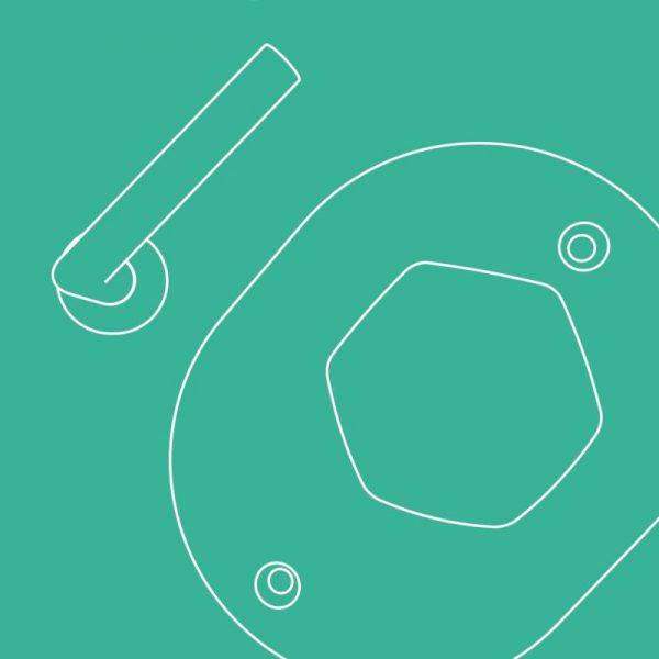 Pomellini cilindro, Maniglie, Pomoli e Spioncini
